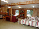 Bunkhouse with 6 single beds