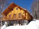 Enjoy the pleasures of winter with the roundwood cottage l'Inspiration