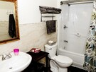 Parkside with shower/bath