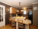 Fully equipped Kitchen with its Brunch counter