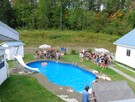Beautiful pool for your Party