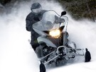 Snowmobile rental and access to trails from your door