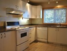 Large fully equipped kitchen with dishwasher