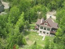 Chalet from the sky!