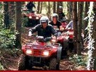 Direct acces to trails for four wheels and snowmobiles 4 season