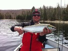 Landlock salmon