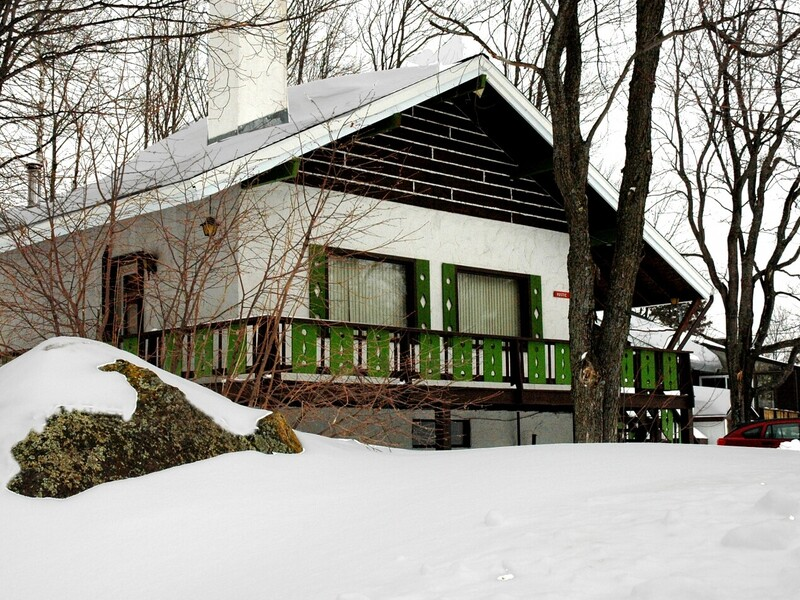 Cottage for rent 30 cabin logs 15 pools 14 spas in for Chalet a louer avec piscine intrieure