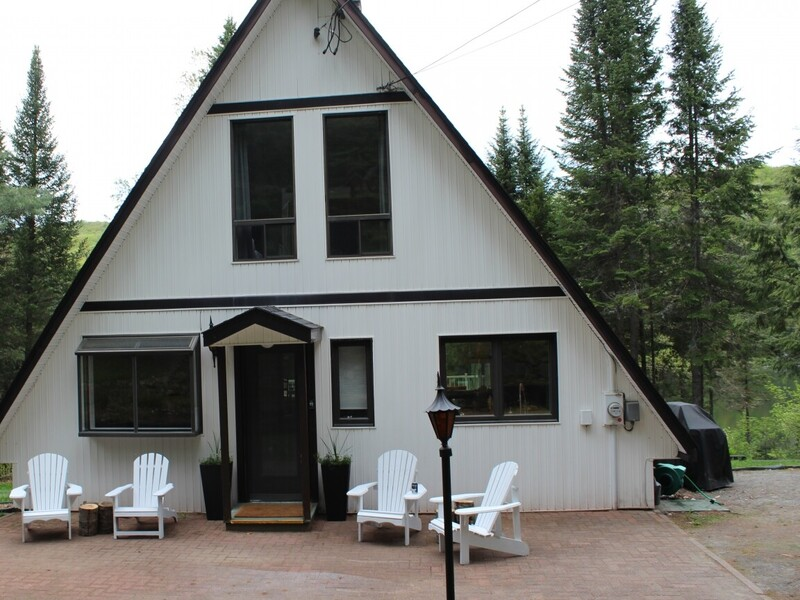 Cottage For Rent Quot Howard S Cottage Quot In Saint Adolphe D
