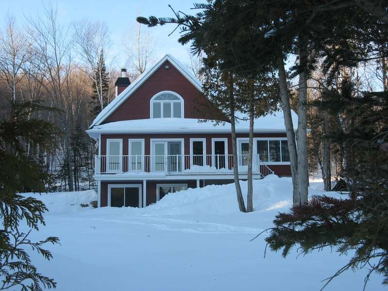 Cottage - Front winter