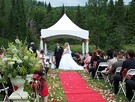 Enchanting for small intimate wedding